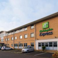Holiday Inn Express East Midlands Airport, an IHG Hotel, hotel in Castle Donington