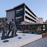 Boutique Hotel Bura 45N, hotel in Senj