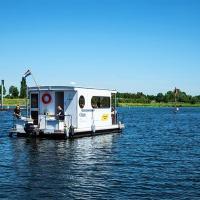 Otter Easy Houseboats, Compact klasse, отель в городе Kinrooi