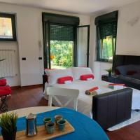 Bnbook The terminal - 2 bedrooms apartment, hotell i Vizzola Ticino