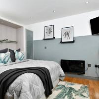 Modern studio apartment in Leeds City Centre (LS1)