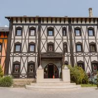 Podu' cu Lanturi, hotel in Bacău