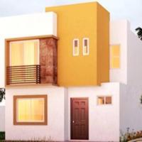 A) Casa Familiar en Zona Residencial en Valle Alto