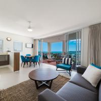 at Blue Horizon Resort Apartments, hotel in Airlie Beach