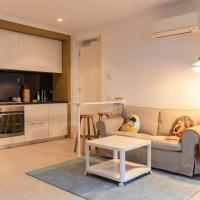 Cute 1B apartment next to Albert Park#Free parking, hotel a Melbourne, Albert Park