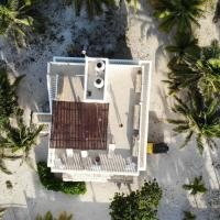 Caribbean Casa Blanca, hotel in Xcalak