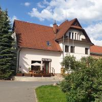 Pension Fortuna, hotel in Halenkov