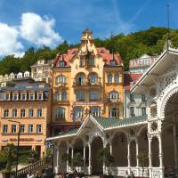 Hotel Romance, hotel in Karlovy Vary