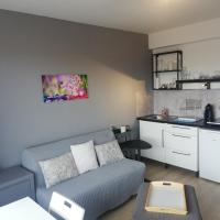 Studio équipé, Salle de bain privée, Proche Centre Ville