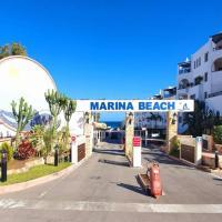 3P Famille Marina Beach, Piscine, Vue Mer, Plage