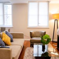 One Bed Serviced Apt near Holborn in Chancery Lane