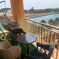 مارينا موج البحر غرفتين اطلاله بحريه يتطلب عوائل فقط 416, hotel em King Abdullah Economic City