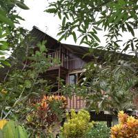 Hospedaje- Caluma, Villa Bonita, hotel em Bijagual