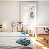 Bern zwei Zimmer im Jugendstilhaus mit Garten