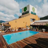 Pousada Arcadia, hotel in Itaipava