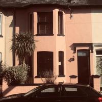 Suffolk pink house
