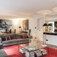 MAGNIFICENT apartment near PLACE BOURBON in PARIS