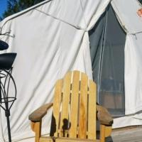 Tentrr Signature Site - Camping in the Pines