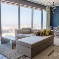 Dream Inn Apartments - 48 Burj Gate Gulf Views