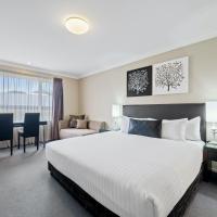 Ambassador On Ruthven, hotel em Toowoomba