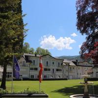 Schloss Kurhotel Strobl, Hotel in Strobl