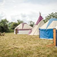 Pilton Yurt Camp - East