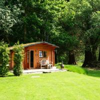 Charming 1-Bed Lodge Wood-burning Hot Tub, hotel in Carluke