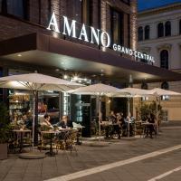 Hotel AMANO Grand Central, khách sạn ở Berlin