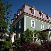 Le Pleasant Hôtel & Café, hotel em Sutton