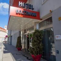 Hotel Boltzmann, hotel in 09. Alsergrund, Vienna