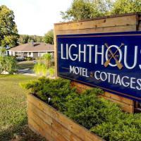 Lighthouse Motel and Cottages, hotel em Bridgewater