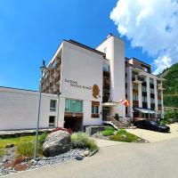 Das Hotel Sherlock Holmes, hotel v destinaci Meiringen