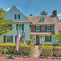 Morgan Hughes Homestead with Pool!, hotel in Lansdale
