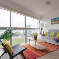 Simply Comfort - Deluxe and Colourful Barranco Apartments