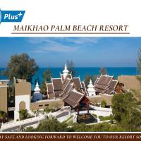 Maikhao Palm Beach Resort - SHA Plus, hotel in Mai Khao Beach