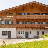 Splendid Apartment in Jochberg with Balcony