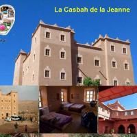 Casbah d'hôte La Jeanne Tourisme Ecologique, hotel in Boumalne Dades