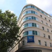 ibis Budget Paris La Villette 19ème, hôtel à Paris