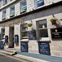 The Queens Hotel St Ives, hotel in St Ives