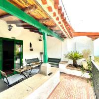 Casa rural con estupenda vista en Valsequillo, hotel in Valsequillo