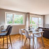 Caen week ! Super appartement de 117m2 à 10 mn de la mer
