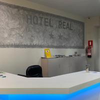 Hotel Real Castellon, hotel in Castellón de la Plana