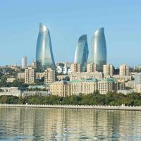 Fairmont Baku, Flame Towers, hotel em Baku