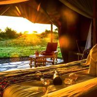 Africa Safari Serengeti Ikoma, hotel in Serengeti
