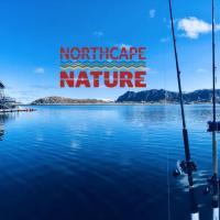 Northcape Nature - Fishing camp - Leil 2, Balkong, hotel in Gjesvær