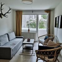 Homely apartment in Kėdainiai