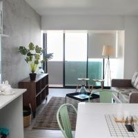 Espectacular departamento nuevo de 1 dormitorio en mejor proyecto de Antofagasta, Servicio HOM 1311
