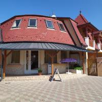Margaréta Apartman és Üdülőház, Hotel in Bogács