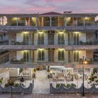 Ouzas luxury Hotel, отель в Олимпиаки-Акти