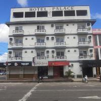 Hotel Palace, hotel in Breves